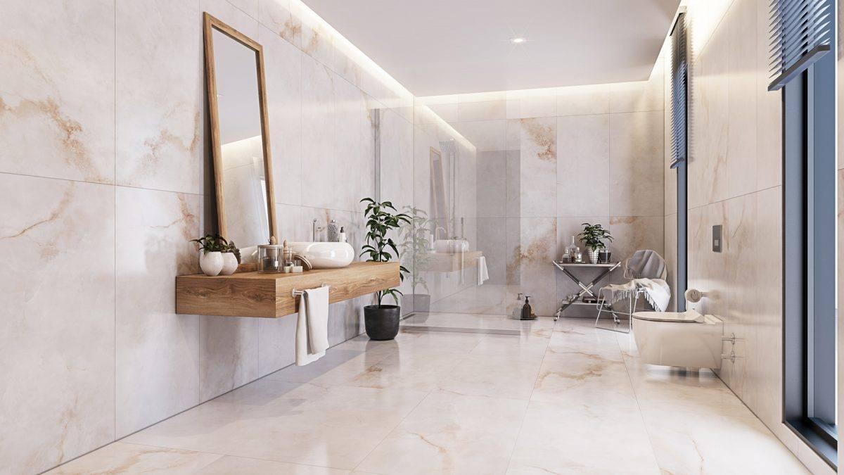 Banyoda hangi tavanların daha iyi olduğu. Birkaç fikir